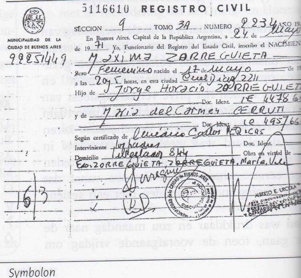 huis ouders van maxima in argentinie