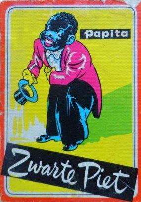 Wonderlijk Zwarte Pieten een kaartspelletje – Wilma ter Mull WZ-16